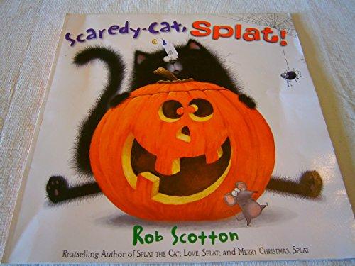 9780545392679: Scaredy-Cat Splat! (paperback 2011)