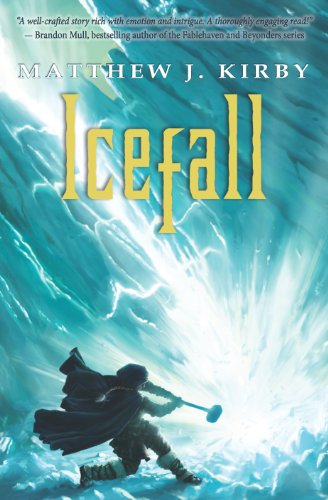 9780545394789: Icefall