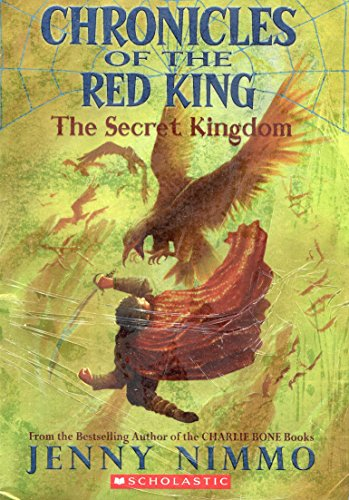 9780545394833: Chronicles of the Red King the Secret Kingdom