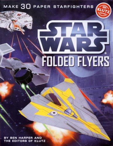 9780545396493: Star Wars Folded Flyers