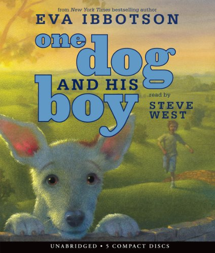 9780545397117: One Dog and His Boy - Audio