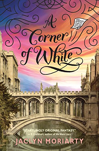 9780545397360: A Corner of White (The Colors of Madeleine, Book 1): Book 1 of The Colors of Madeleine