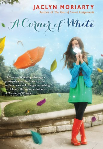 9780545397377: A Corner of White: Book 1 of The Colors of Madeleine