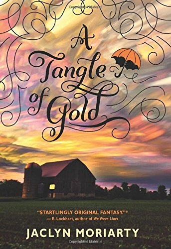 9780545397407: A Tangle of Gold (The Colors of Madeleine, Book 3)