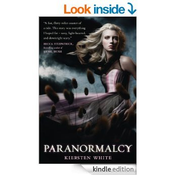 9780545397636: Paranormalcy By Kirsten White [Paperback]