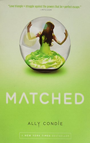 Matched: Ally Condie, Allyson