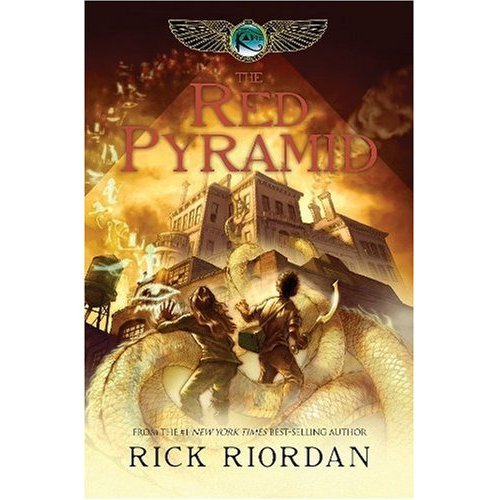 9780545400169: The Red Pyramid