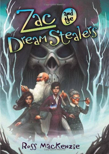 9780545401067: Zac and the Dream Stealers