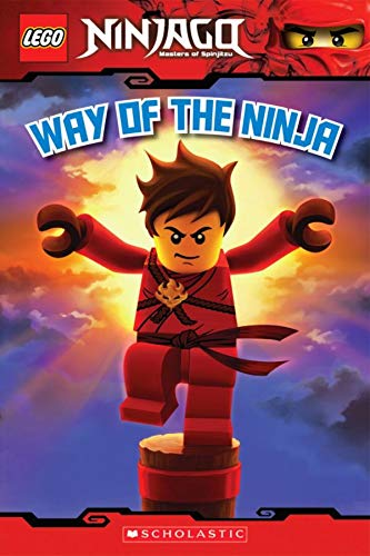 9780545401135: Way of the Ninja (LEGO Ninjago: Reader)