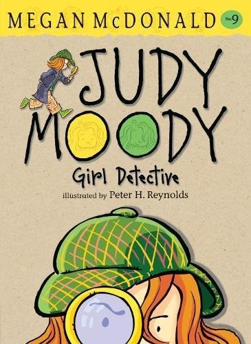 9780545401166: Judy Moody, Girl Detective by McDonald, Megan (2011)