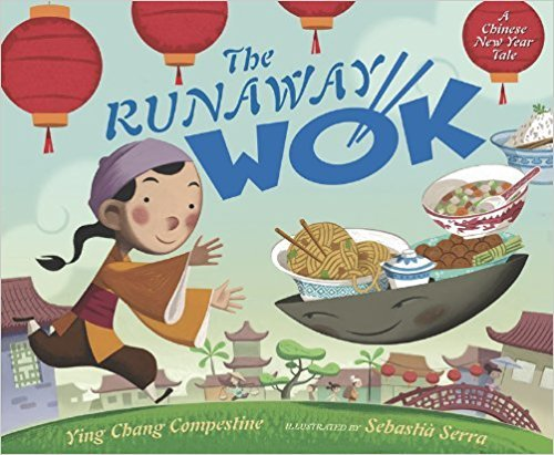 9780545401203: The Runaway Wok