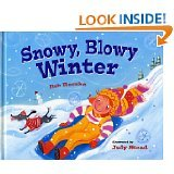 9780545402392: Snowy, Blowy Winter