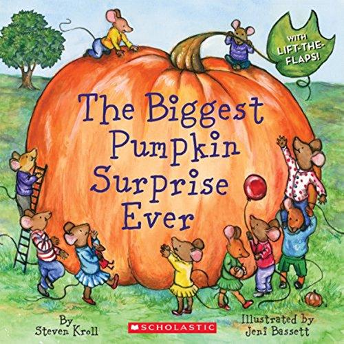 9780545402859: The Biggest Pumpkin Surprise Ever