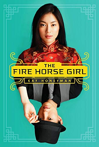 9780545403108: The Fire Horse Girl