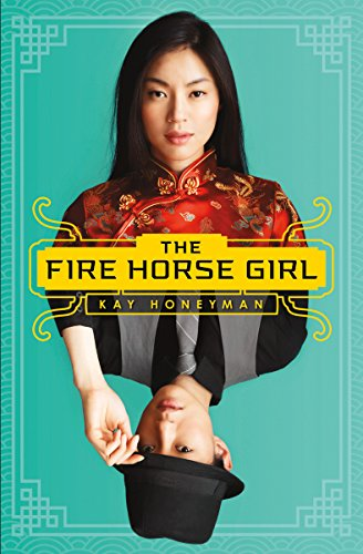 9780545403115: The Fire Horse Girl