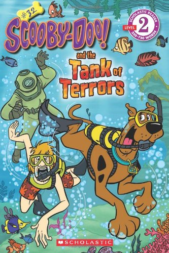 9780545403184: Scooby-Doo Reader #32: Tank of Terrors