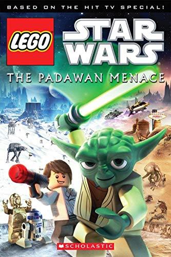 9780545404501: LEGO Star Wars: The Padawan Menace