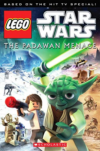 9780545404501: The Padawan Menace (Lego Star Wars)