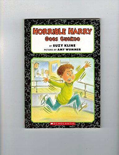 9780545404624: Horrible Harry Goes Cuckoo