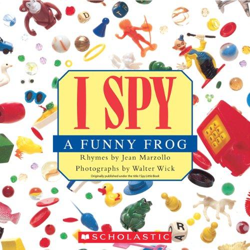 9780545415811: I Spy a Funny Frog