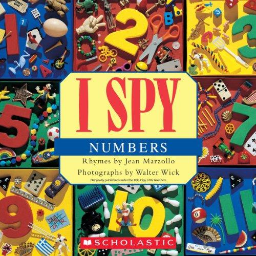 9780545415859: I Spy Numbers