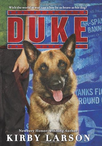 9780545416375: Duke (Dogs of World War II)