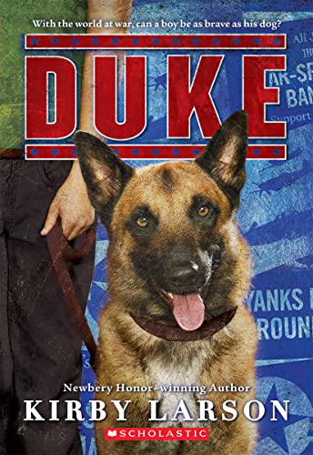 9780545416382: Duke (Dogs of World War II)