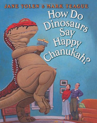 How Do Dinosaurs Say Happy Chanukah? (hardback Or Cased Book)