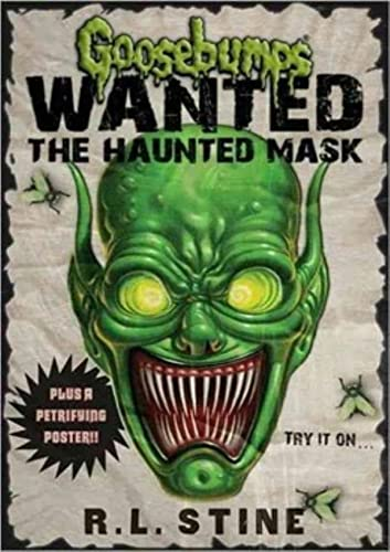 9780545417938: Goosebumps Wanted: The Haunted Mask