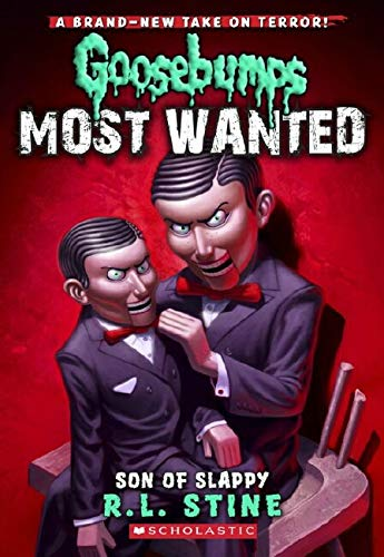 9780545417990: Son of Slappy (Goosebumps Most Wanted #2)