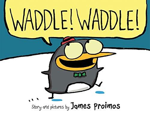 9780545418461: Waddle! Waddle!