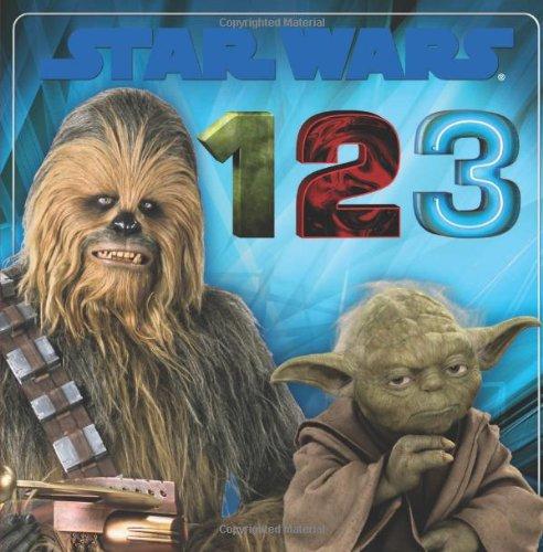 9780545418782: Star Wars: 1, 2, 3