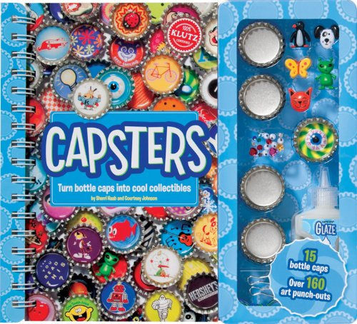 9780545419048: Capsters: Turn Bottle Caps into Cool Collectibles