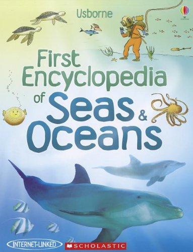 9780545419864: First Encyclopedia of Seas & Oceans