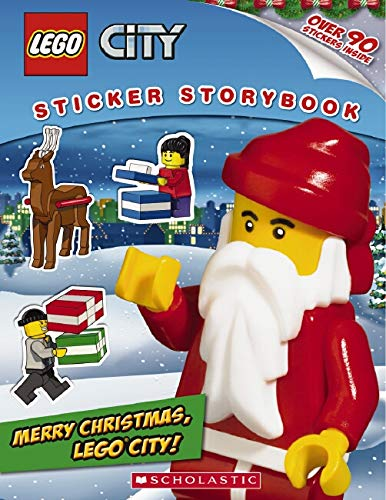 Lego City: Merry Christmas, Lego City! 9780545423960 It's Christmas in LEGO® City! Christmas has come to LEGO® City! Carolers are singing, children are drinking hot chocolate, and families
