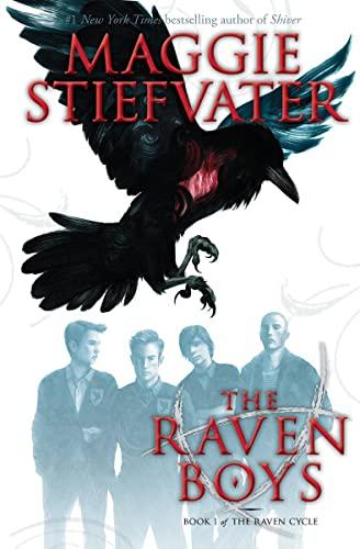 9780545424936: Raven Cycle 1. The Raven Boys