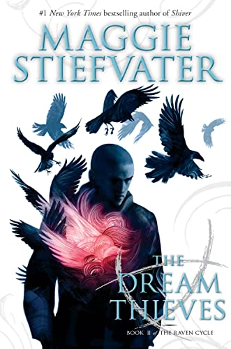 Dream Thieves : Book II of the Raven Cycle (signed): Stiefvater, Maggie
