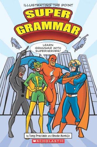 9780545425155: Super Grammar