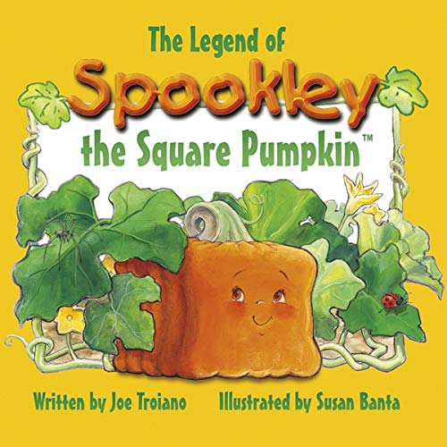 9780545427135: The Legend of Spookley the Square Pumpkin