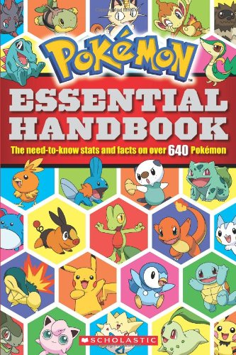 9780545427715: Pokemon: Essential Handbook