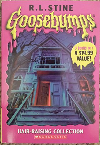 9780545429375: Goosebumps Hair-Raising Collection by R. L. Stine (2004-08-01)