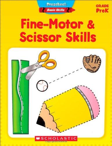 Fine-Motor & Scissor Skills, Grade PreK (Preschool: Levy, Aaron and