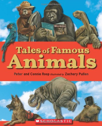 9780545430296: Tales of Famous Animals