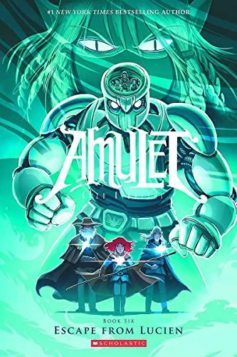 9780545433150: Amulet 6: Escape from Lucien