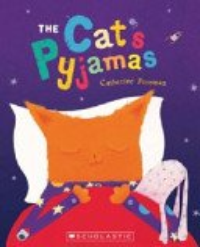 9780545433549: The Cat's Pajama's