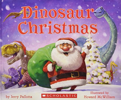 9780545433600: Dinosaur Christmas
