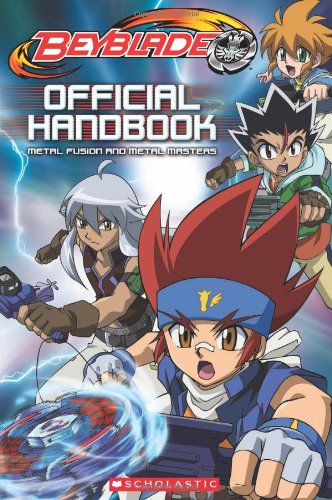 9780545433860: Beyblade: Official Handbook: Metal Fusion and Metal Masters