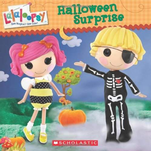 9780545433884: Halloween Surprise (Lalaloopsy)