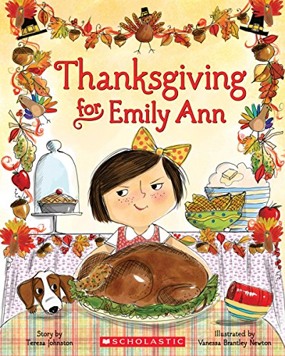 9780545434133: Thanksgiving for Emily Ann