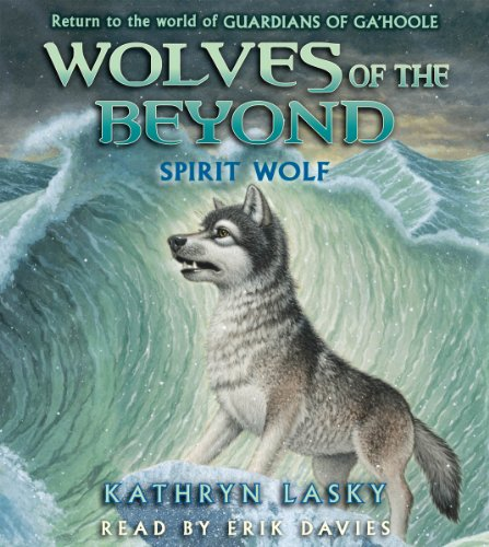 9780545434386: Wolves of the Beyond #5: Spirit Wolf - Audio